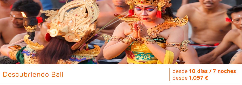 Descubriendo Bali desde 1057€