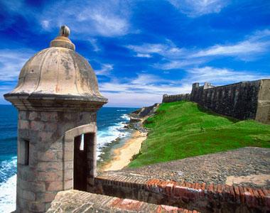 San Cristobal Fort puerto rico