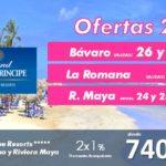 Ofertas en Hoteles Bahía Príncipe