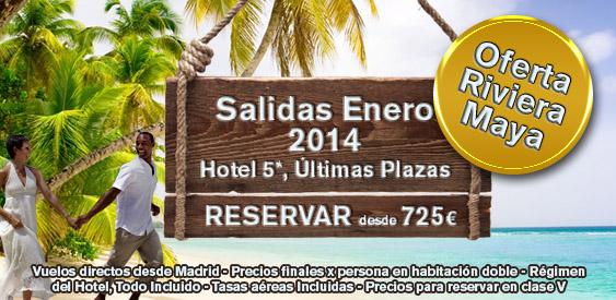 Ofertas Viajes Rivera Maya