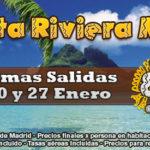 Oferta: Nuevas Salidas para Rivera Maya