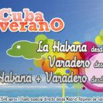 Oferta para viajar a Cuba este Verano