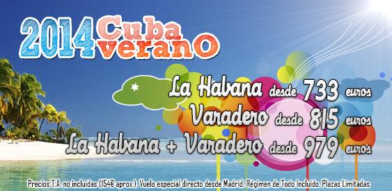 Cuba verano