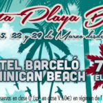 ¿Has visto que precio? Increible Oferta Playa Bávaro en Marzo