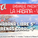 OFERTÓN HABANA-VARADERO. SALIDAS INMEDIATAS