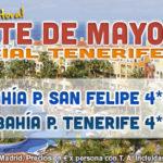 ÚLTIMA HORA PUENTE DE MAYO: OFERTA BAHÍA PRÍNCIPE TENERIFE