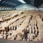 Guerreros de Terracota, una colección fascinante de 8000 estatuas