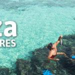 La aventura y la diversión están en Ibiza