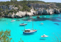 Menorca Mar y cala