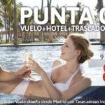 PUNTA CANA EN JULIO… LAS MEJORES OFERTAS DEL MERCADO!!!