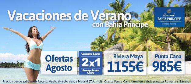 Ofertas Bahia Principe