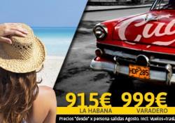 Ofertas Cuba