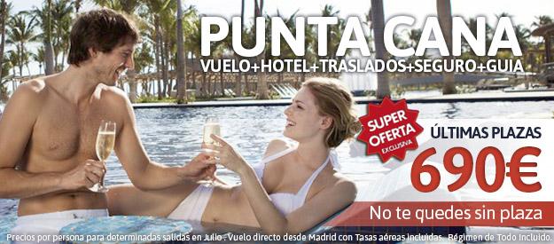 Ofertas Punta Cana