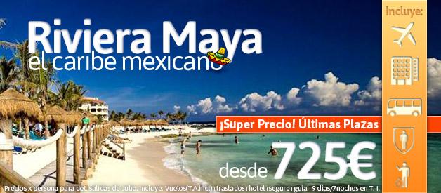 Ofertas Riviera Maya