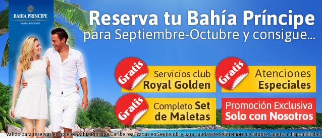Oferta Bahia Principe