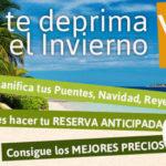 OFERTAS CARIBE VENTA ANTICIPADA. ESPECIAL OTOÑO/INVIERNO