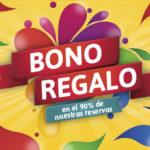 Bono Regalo en el 90% de los Hoteles de Caribe e Islas. ¡Vacaciones aún + Baratas!