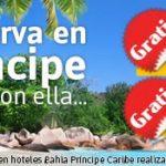 Ofertas Soltour Bahía Príncipe 2×1