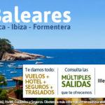 Viva una nueva experiencia en las Islas Baleares
