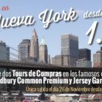 OFERTA VIAJE A NUEVA YORK. ESPECIAL BLACK FRIDAY