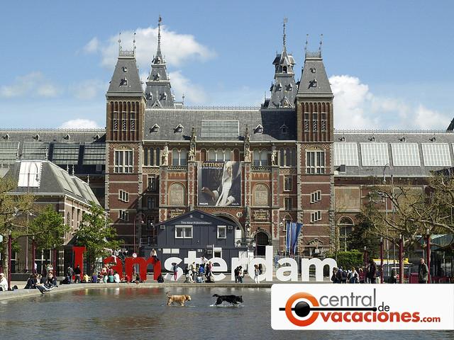 Oferta Viajes Amsterdam