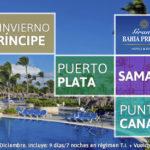 Ofertas Bahía Príncipe Caribe: Un Invierno de Colores