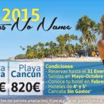Ofertas Caribe Verano 2015. Ofertas No Name