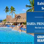 Oferta 2×1 Caribe: Especial Apertura Grand Bahía Príncipe S.Juan