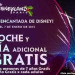 Nueva Oferta Disney Especial Navidad. Disneyland París en Navidad