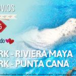 Oferta Especial Novios: Combinado Caribe-Nueva York a tu gusto