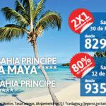 Ofertas Caribe Diciembre. Grandes descuentos en Bahia Principe