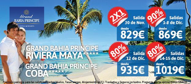 Riviera Maya Diciembre