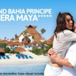 Oferta 2×1 Bahía Príncipe Riviera Maya. Oferta Último Minuto