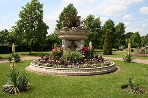 Parques públicos en Londres