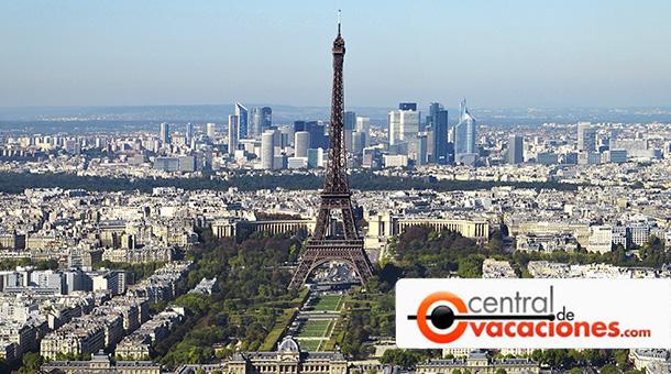 Torre Effiel en Paris, Francia
