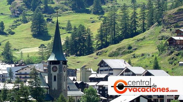 Ofertas de Viajes a Suiza
