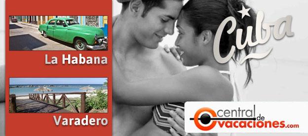 Oferta Cuba Verano, Junio, Julio y Agosto 2016