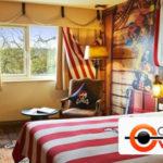 Hoteles Familiares para viajar con niños a los países bajos.