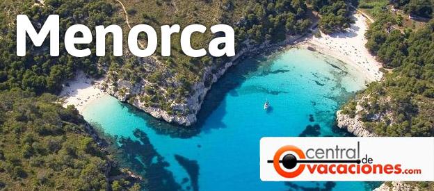 Ofertas Menorca