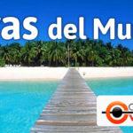Disfrute de las mejores playas del mundo en el Caribe