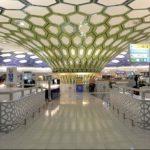 El majestuoso Aeropuerto de Abu Dhabi