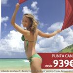 Ofertas de Caribe en Marzo. Punta Cana y Riviera Maya al Mejor Precio