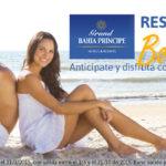 HAZ TU RESERVA DE BAHIA PRINCIPE Y GANA UN BONO DE 500$