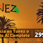 Oferta Viaje a Túnez: Estancia o Circuito, tu decides…