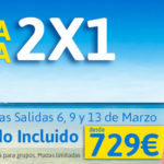 Riviera Maya 2X1: Aprovecha nuestras salidas en Marzo 2015