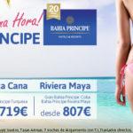 BAHIA PRINCIPE 2X1. OFERTAS CARIBE ÚLTIMA HORA