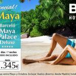Oferta Riviera Maya: Hoteles Barceló