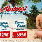 ¡10 Días Únicos! Los Mejores precios de Caribe