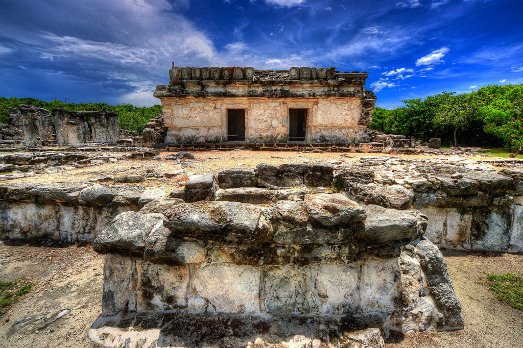 el rey Cancun