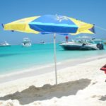 El hermoso azul de Isla La Tortuga